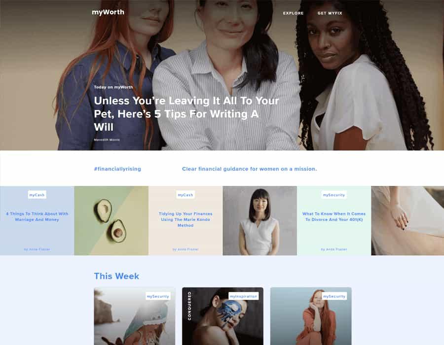 myworth-portfolio